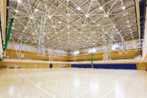 バスケットボール場(中央体育館)02