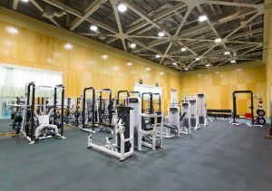 Training Hall (Central Gymnasium)01