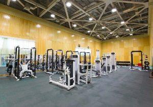 トレーニングルーム(中央体育館)01