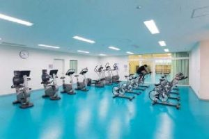 Training Hall (Central Gymnasium)03
